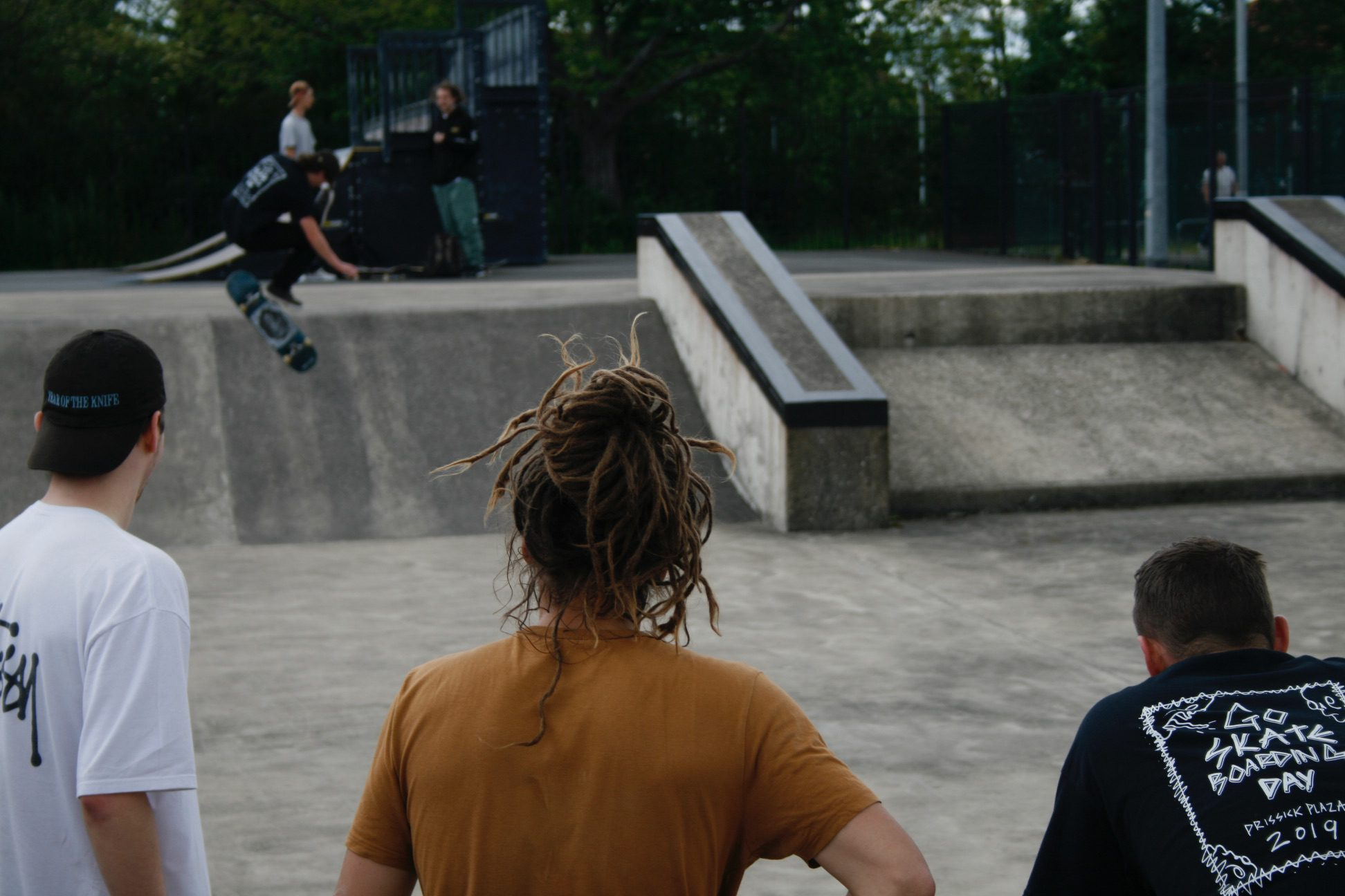 Go Skateboarding Day 2019 Skate Jam With Think Culture @ Prissick Plaza