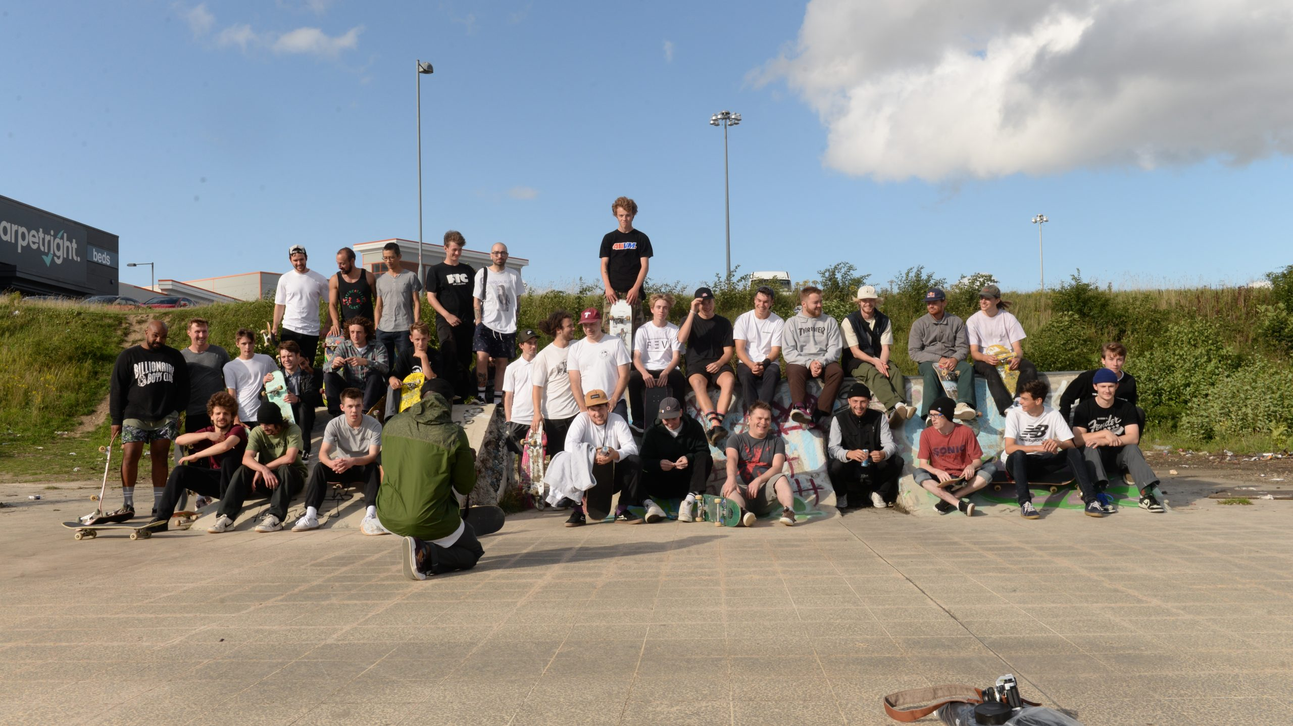 Facilitating The North East Skate Scene – Shred The North – Community Feature