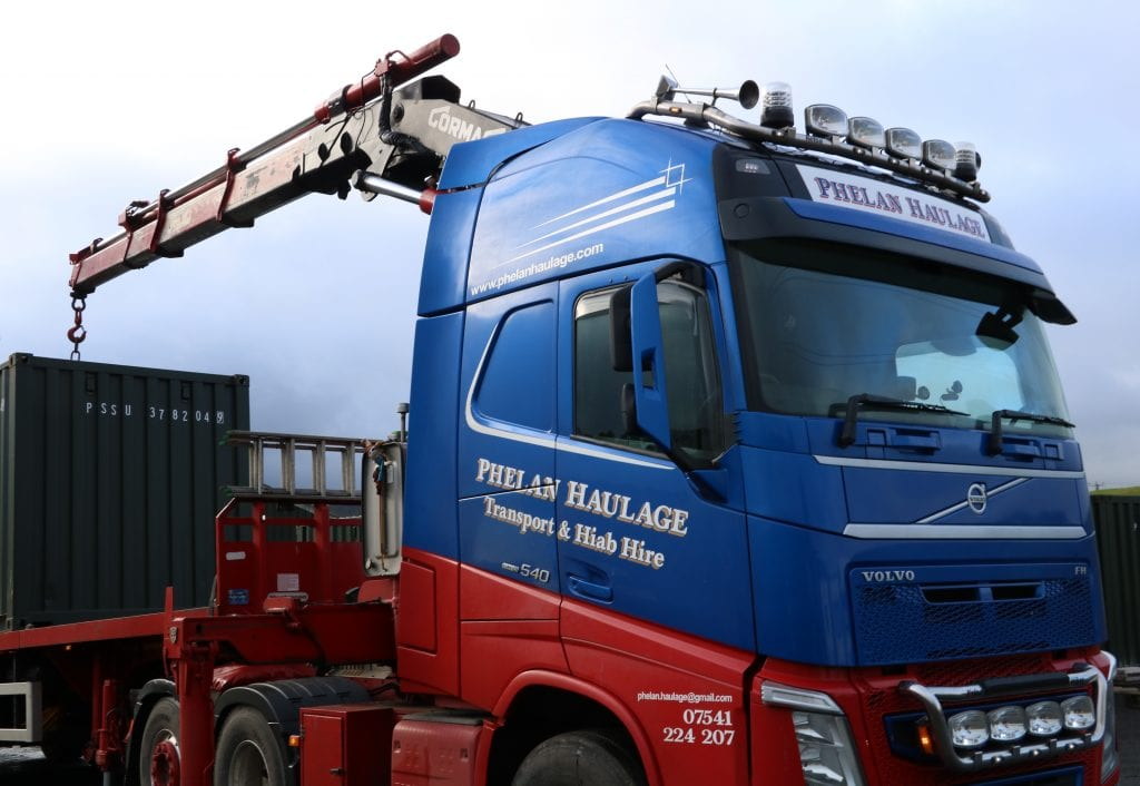 What is a HIAB? Is A HIAB A Lorry Loader?