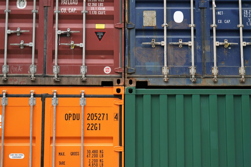 How Much Does A Shipping Container Weigh?