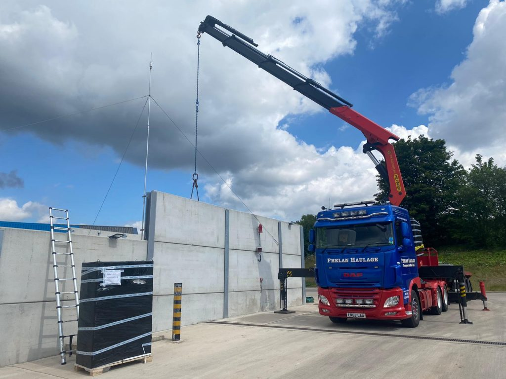 What Is A HIAB Driver? ALLMI Training And Qualification
