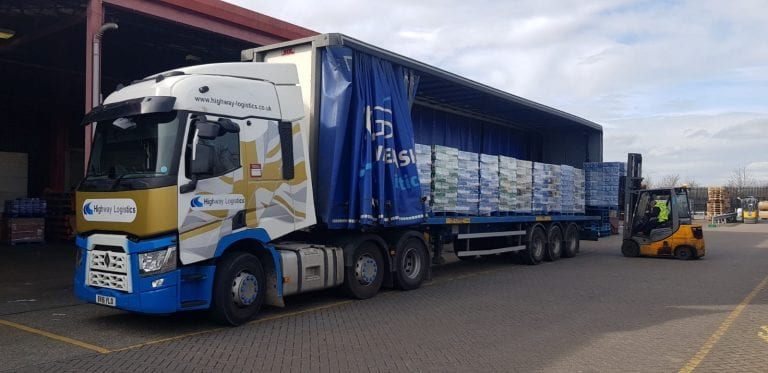 National Pallets Network | Send A Pallet With Highway Logistics